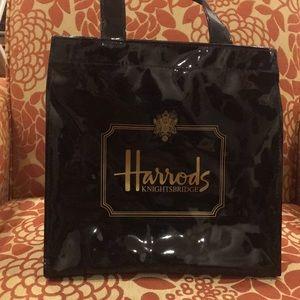Harrods of Knightsbridge tote bag